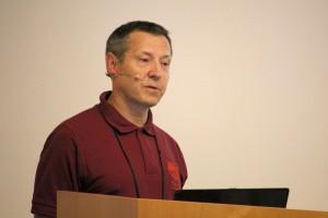 Morten's technical keynote presentation