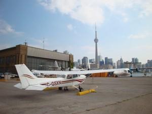 C-GSXN in Toronto