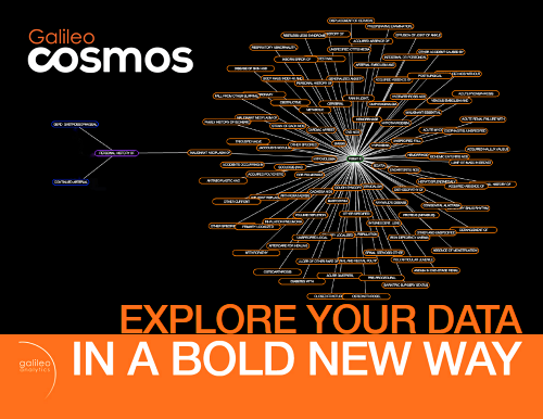 Cosmos analytics